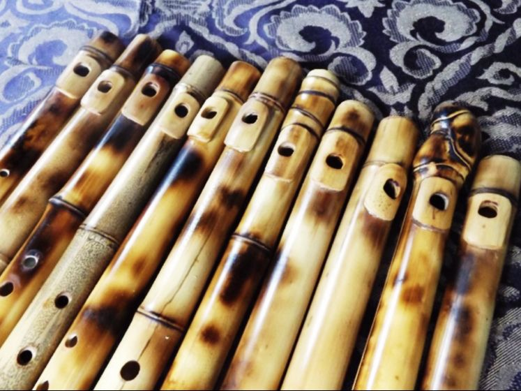 How To Make A Chinese Bamboo Flute